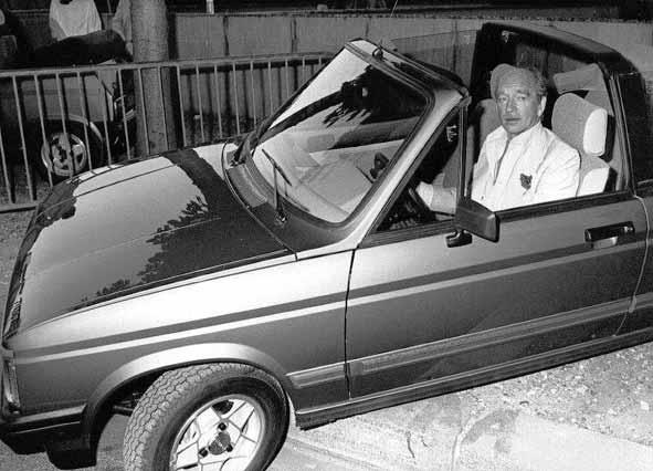 samba sympa voiture